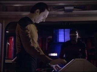 ������� ����: ��������� ��������� (Star Trek - The Next Generation / The Next Level) (1987 - 1994) (����� 1) ����� 15 [HD]